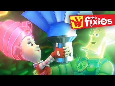 The Fixies ★ The String Light - Plus More Full Episodes ★ Fixies English | Cartoon For Kids