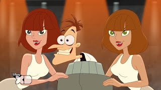 Phineas and Ferb - Talk To Him Song - Official Disney XD UK HD