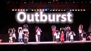 PRIDE 5: OUTBURST DANCE COMPANY | Rhythm Addict TV