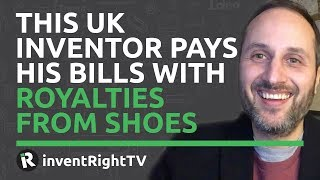 This UK Inventor Pays His Bills With Royalties From Shoes