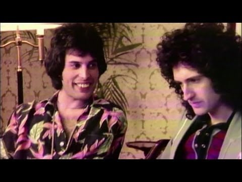 Brian May & Roger Taylor discuss the Jazz album - Queen - Day's Of Our Lives Documentary