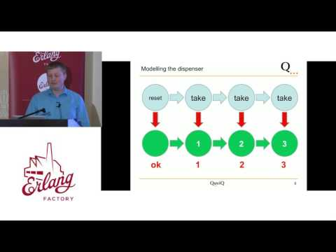 Erlang Factory SF 2016 - Thomas Arts - Testing Asynchronous APIs With QuickCheck