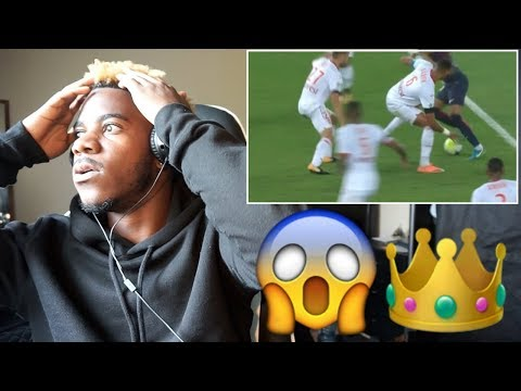 NEYMAR VS TOULOUSE - SKILLS, GOALS & ASSISTS (20/08/2017) 👑🤙🏾 | Reaction