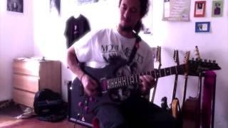 Andy James Guitar Academy Dream Rig Competition -- Julien TRIBOT