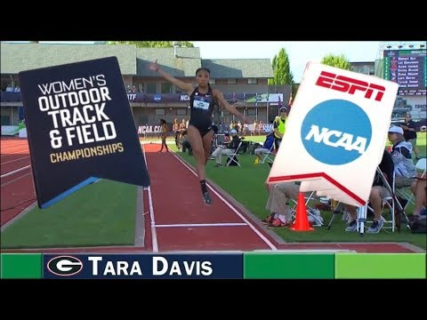 NCAA Track and Field Championships Day 1 (Tara's competition)