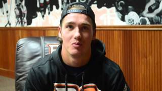 Meet The 2014-5 BGSU Hockey Sophomores