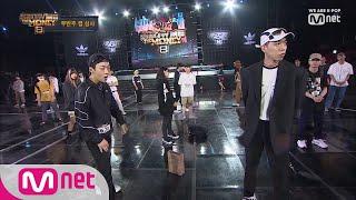 [ENG sub] Show Me The Money8 [1회] 여유 있는 랩으로 우승 후보의 저력을 보여준 영비 @1차 예선 190726 EP.1