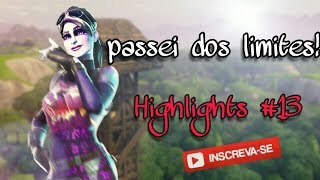 Past the boundaries-Highlights #13 @AVG @GGTEAM/Fortnite PS4