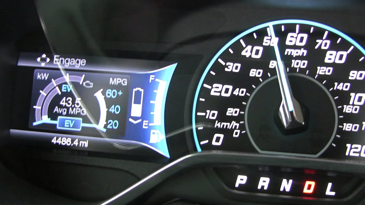2017 Ford C Max Gas Mileage Testing Highway Mpgomatic