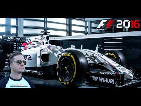 F1 2016 // 3 KOOPER CHAMPIONSHIP // #R03: KINA-SHANGHAI IDŐMÉRŐ