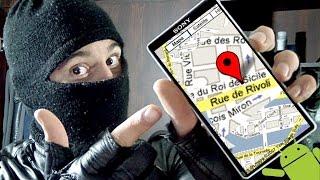 Como localizar un celular sí ha sido robado o extraviado.