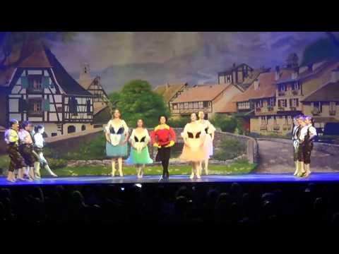Beauty and the Beast Ballet Kelli's Kreative Dance Destrehan KKD 2017