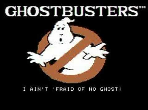 Apple II - Ghostbusters