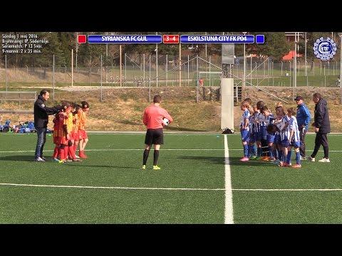 Syrianska FC Gul - Eskilstuna City FK P04 (2016-05-01)