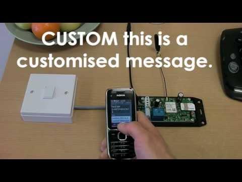 Advent Controls DVR/Alarm GSM SMS Sender Hardware