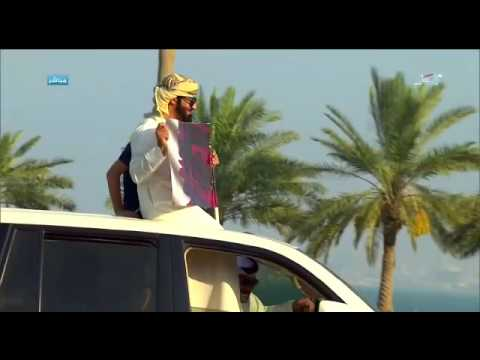 HH the Emir Sheikh Tamim bin Hamad al-Thani meets people at Doha Corniche