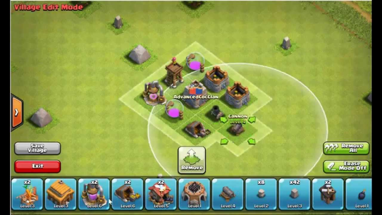 The Best Coc Th3 Base Layout