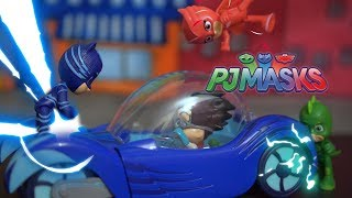Pj Masks Look For The Lost Deluxe Cat Car