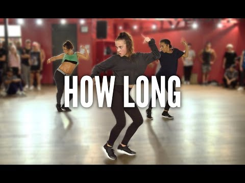 CHARLIE PUTH - How Long  Kyle Hanagami Choreography
