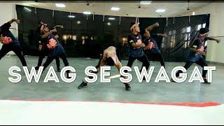Swag se Swagat Dance Cover - Choreography | Tiger Zinda Hai -Salman khan