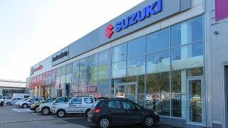 Открытие ДЦ «АвтоСпецЦентр» Suzuki