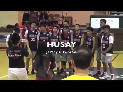HUSAY Nio 2017 0601 vs Claret School of Quezon City, Philippines