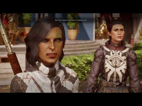 Dragon Age: Inquisition Part 6 The Threat Remains