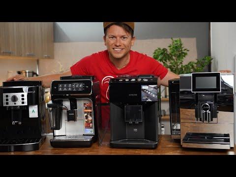 Preisklassen von Kaffeevollautomaten | Was bekomme ich für 300€, 500€, 700€ und unglaubliche 2500€?