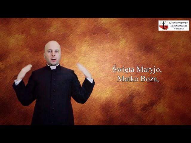 Modlitwy Migane - Zdrowaś Maryjo
