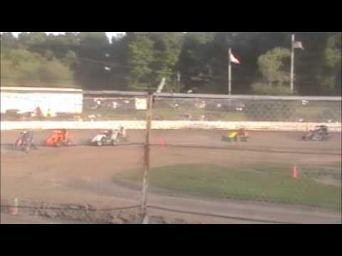 Limerock Speedway Championship night