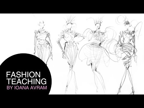 Tips To Draw Better Fashion Sketch In Minutes