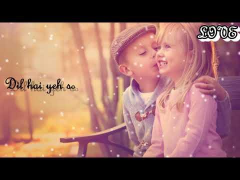 Main hoon hero tera full lyrics song latest karaoke