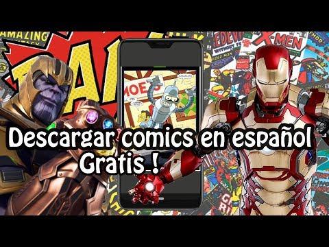como-leer-comics-desde-tu-android-|-descarga-comics-en-español-|-2019-|-gratis