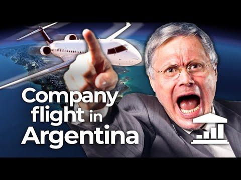ARGENTINA: the main factors behind the WIDESPREAD FLIGHT of COMPANIES - VisualPolitik EN