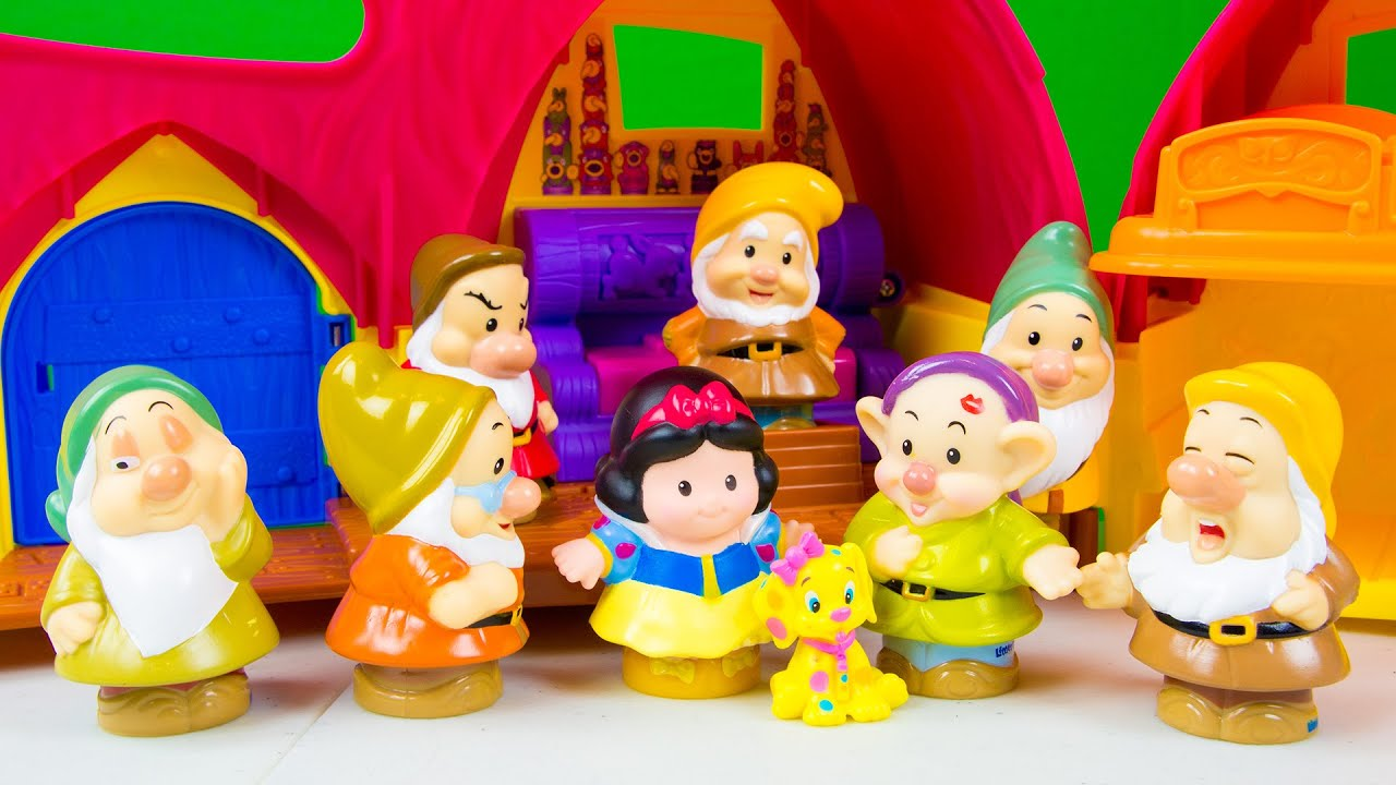 Best Little People Toys : Little people great toys of yesterday