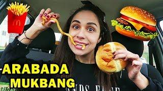 ARABADA HAMBURGER MUKBANG !! (NASIL 10 KİLO VERDİM?) Video