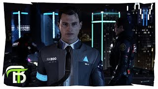 Detroit: Become Human Gameplay #11 | STRATFORD TOWER (Detroit Become Human)