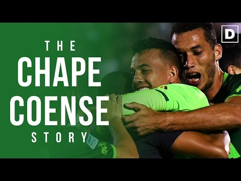 THE CHAPECOENSE STORY ★ The Team Who Conquered the World • HD