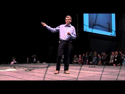 Quadrocopter Dynamics: A Demonstration (IFAC 2014 Public Lecture)