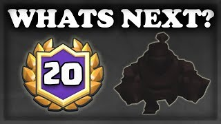 What Happens After 20 Win Challenge? | Mega Knight Challenge | Clash Royale