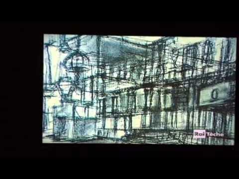 Un brano del documentario dedicato a Emilio Vedova, Fondazione Vedova, Venezia 2015