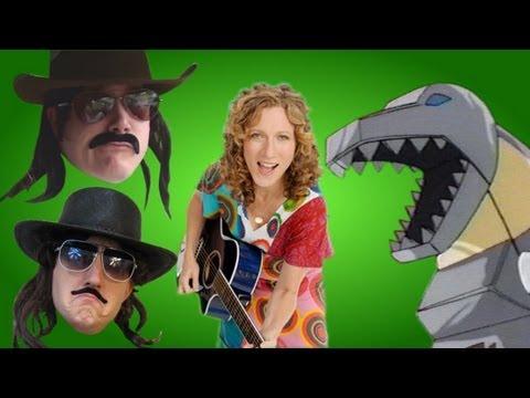 Laurie Berkner - We are the Dinosaurs