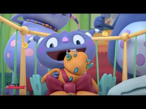 Henry Hugglemonster - Big Baby Song - Official Disney Junior UK HD