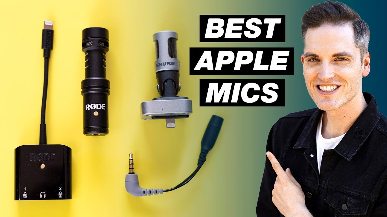 Best New Iphone Microphones For Video Top 5 Mics Youtube