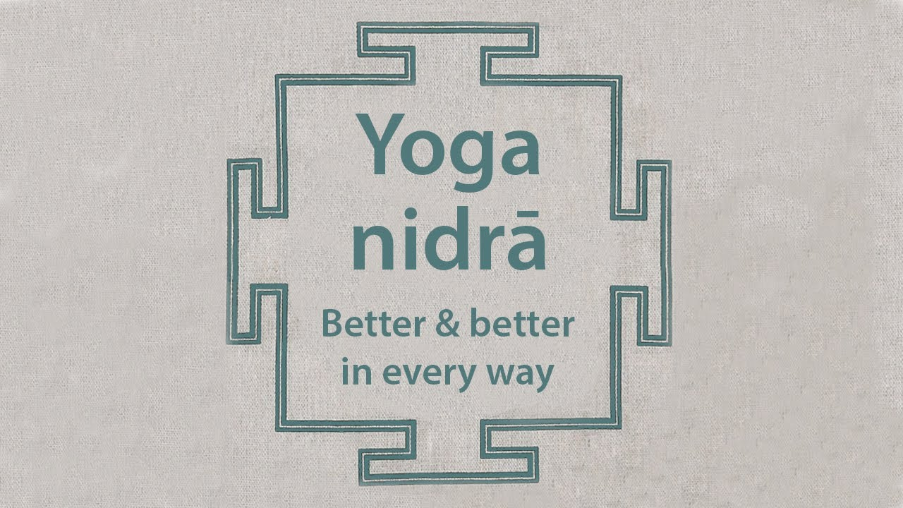 Yoga nidra | guided meditation | deep relaxation & healing | yogic sleep | shavasana, śavāsana