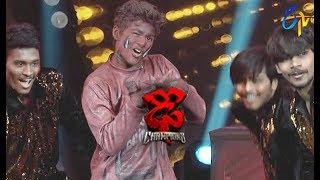 Sivamani Performance | Dhee Champions | 6th November 2019 | ETV Telugu