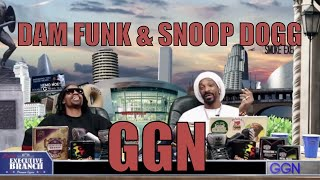 Dam Funk Talks Funk with Snoop on GGN
