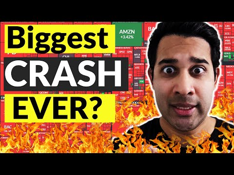 MAJOR Stock Market CRASH About To Start? 🔥