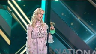 Nicole Kidman - Beste Schauspielerin International | GOLDENE KAMERA 2017