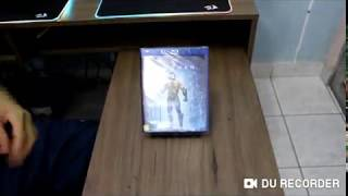 Unboxing Blu-ray Aquaman 😲